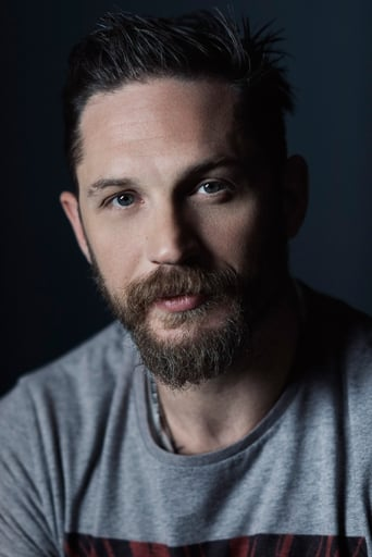 Tom Hardy alias Zak Eames