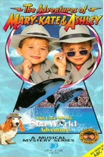 Poster of The Adventures of Mary-Kate & Ashley: The Case of the Sea World Adventure