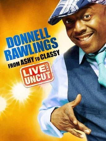 Poster of Donnell Rawlings: From Ashy to Classy