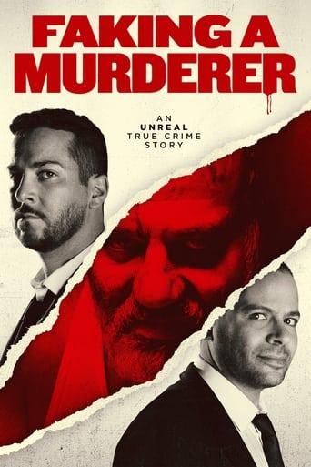 Poster Faking A Murderer
