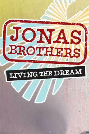 Poster of Jonas Brothers: Living the Dream
