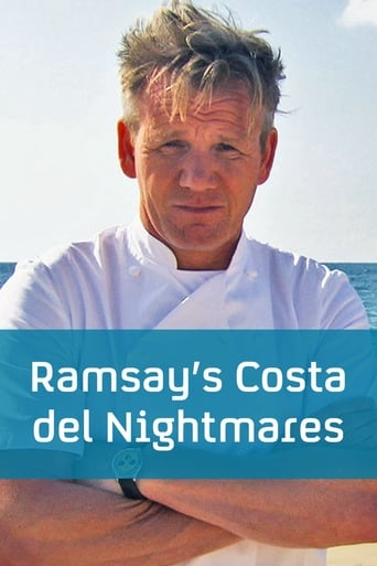 Poster of Ramsay's Costa del Nightmares