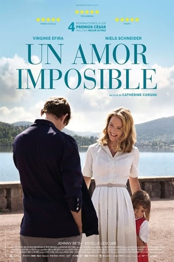 Poster of Un amor imposible
