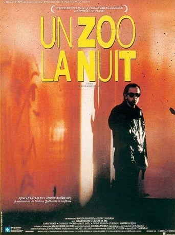 Poster of Night Zoo