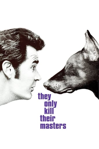 Poster of They Only Kill Their Masters