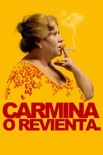 Poster of Carmina or Blow Up