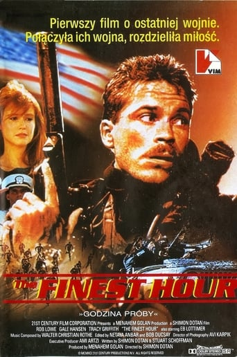 Poster of The Finest Hour