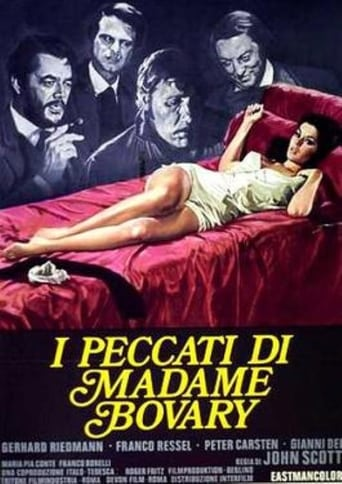 Poster of Madame Bovary