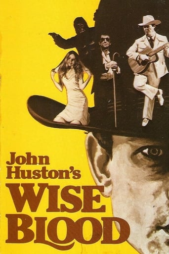 Poster of Wise Blood