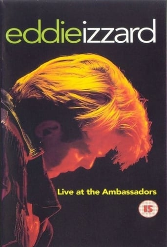 Watch Eddie Izzard: Live at the Ambassadors 1993 full online free