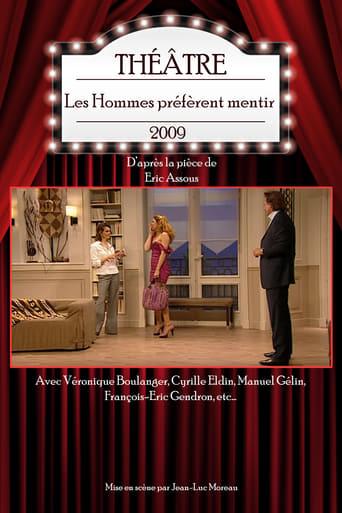 Poster of Les Hommes préfèrent mentir