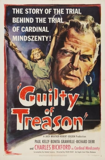 Poster of Guilty of Treason