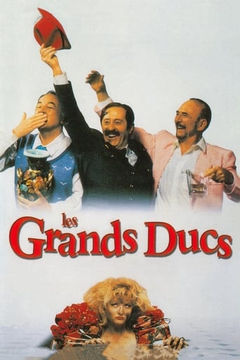 Poster of The Grand Dukes