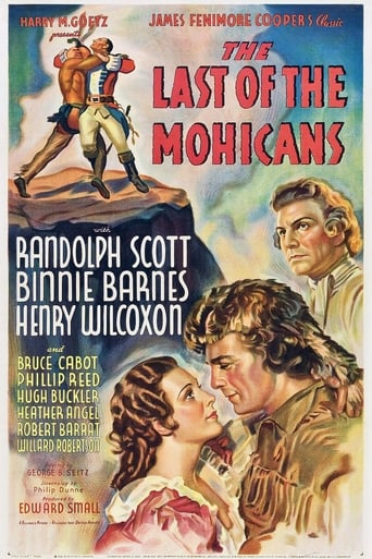 'The Last of the Mohicans (1936)