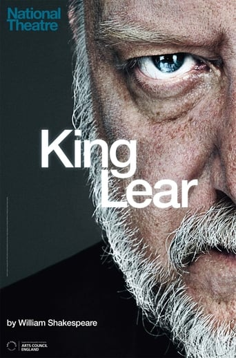 Poster of National Theatre Live: King Lear