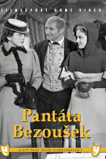 Pantáta Bezoušek Movie Poster