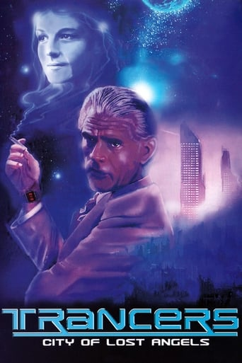 Poster of Trancers: City of Lost Angels