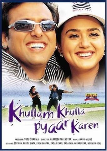 Poster of Khullam Khulla Pyaar Karen