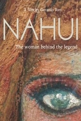 Nahuí - the woman behind the legend