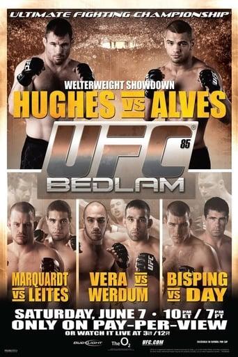 Poster of UFC 85: Bedlam