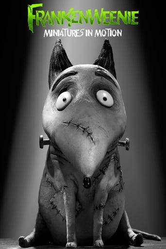 Miniatures in Motion: Bringing Frankenweenie to Life