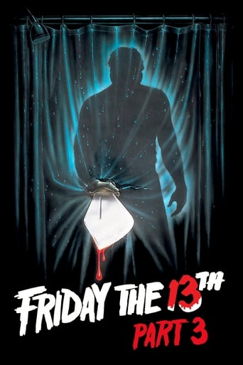 Poster Friday the 13th Part III