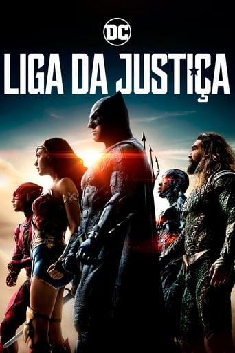 Liga da Justiça - Poster
