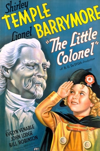 Poster of The Little Colonel