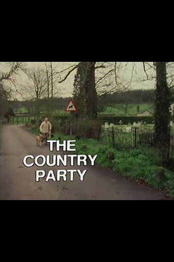 Poster of The Country Party