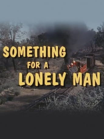 Poster of Something for a Lonely Man