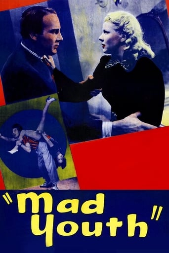Poster of Mad Youth