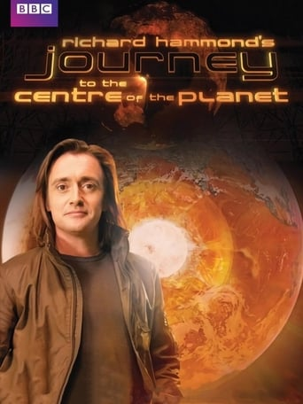 Poster of Richard Hammond's Journey to the Centre of the Planet