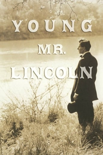Poster of Young Mr. Lincoln