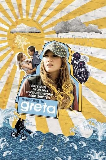 Poster of According to Greta