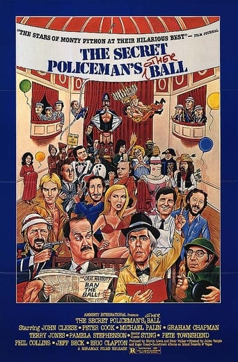 Poster of The Secret Policeman's Other Ball