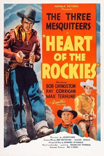 Poster of Heart of the Rockies