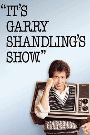 Poster of It's Garry Shandling's Show