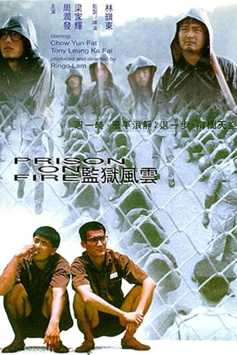 Prison On Fire download