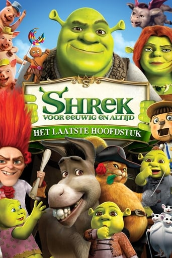 Shrek voor Eeuwig en Altijd