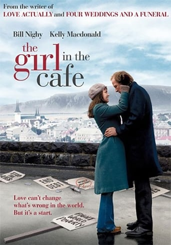 Poster of The Girl in the Café
