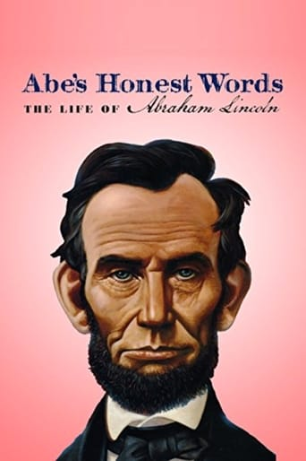 Abe's Honest Words: The Life of Abraham Lincoln Movie Poster