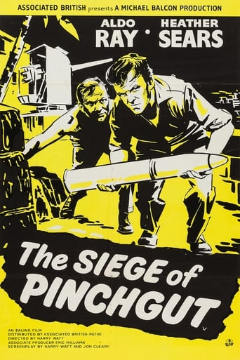 Poster of The Siege of Pinchgut