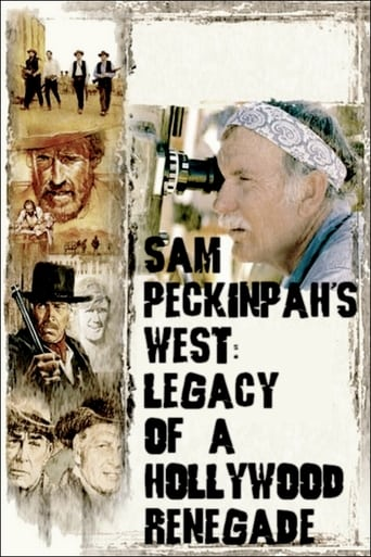 Poster of Sam Peckinpah's West: Legacy of a Hollywood Renegade