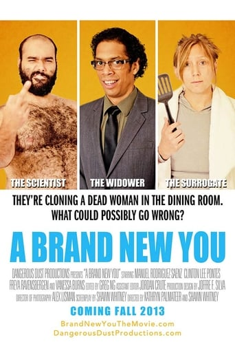 Poster of A Brand New You