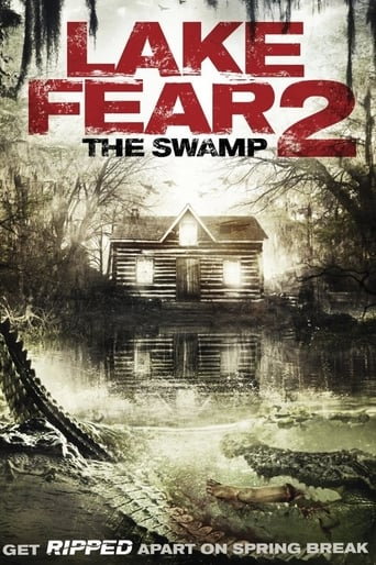 Poster of Lake Fear 2: The Swamp