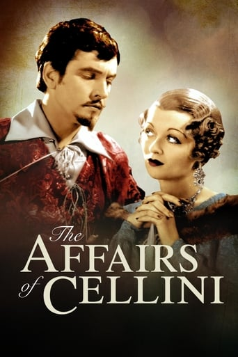 Poster of The Affairs of Cellini