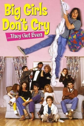 Poster of Big Girls Don't Cry... They Get Even