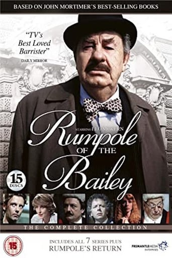 Poster of Rumpole of the Bailey