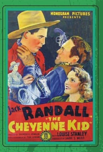 Poster of The Cheyenne Kid