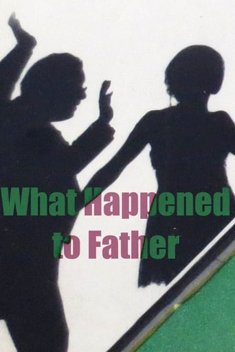 Poster of What Happened To Father
